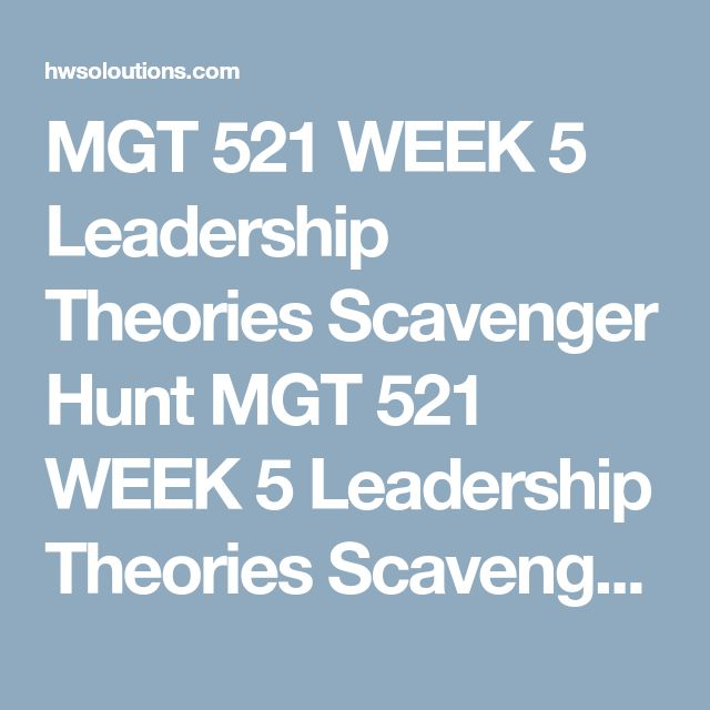 a review of leadership theories and 33 summary of the leadership literature review in the western world  in a  recent review of leadership theory, northouse (2004) identified four common.