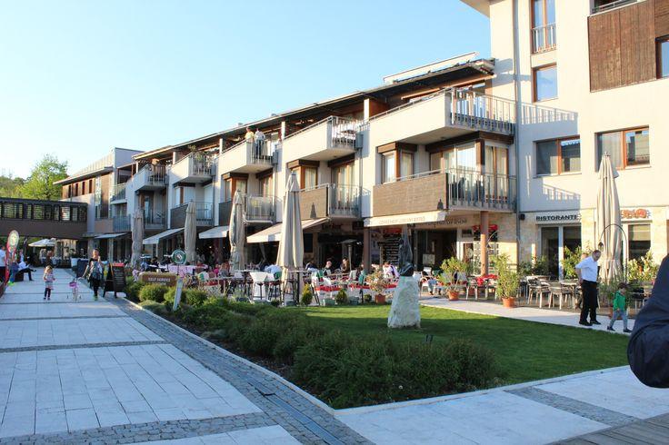 Silver courtyard, Balatonfured