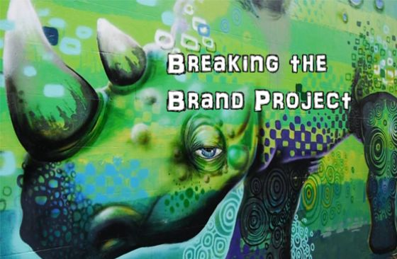 Please support Breaking The Brand on Pozible! We need to raise $2000 by 31/12/13