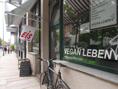 #Südvorstadt #Leipzig #vegan