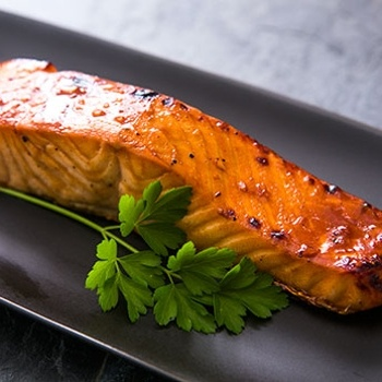 Hoisin Glazed Salmon Recipe - Simply Recipes & ZipList