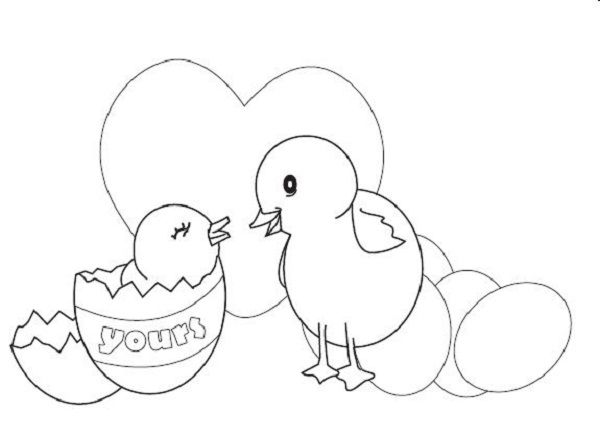 really cute coloring pages - photo#42