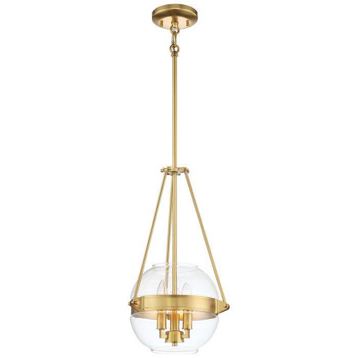 Karle 3 Light Chandelier Pendant Light Ceiling Pendant Lights Gold Pendant Lighting