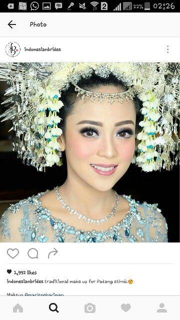 Indonesian padang wedding