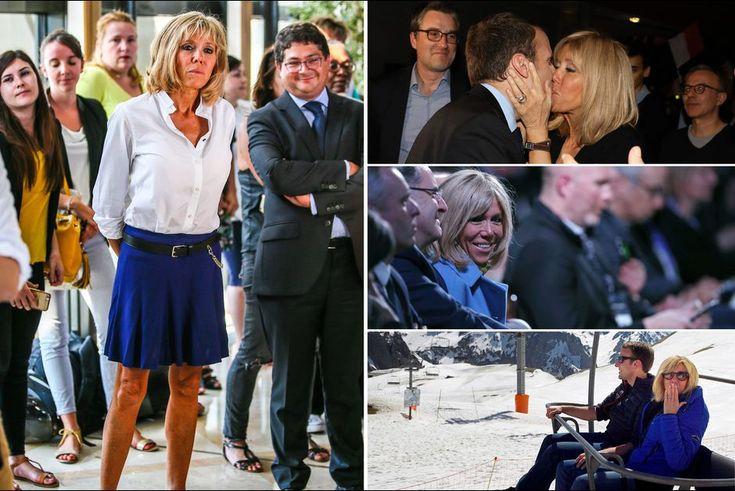 Brigitte Macron| Paris Match