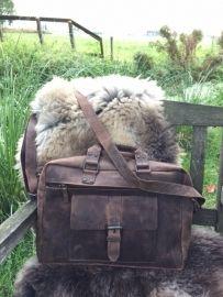 Businessbag (donkerbruin)
