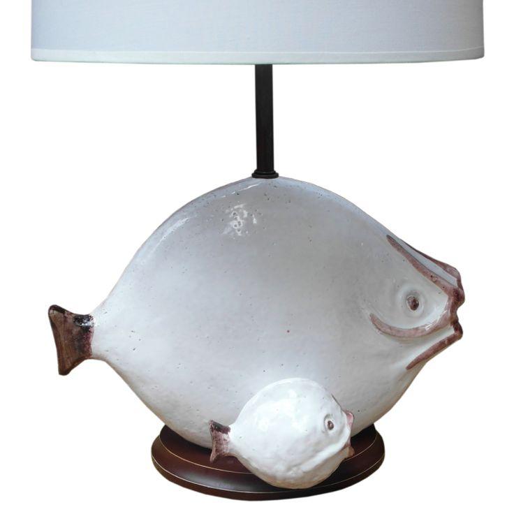 Ceramic Fish Lamp. 154 best Lighting images on Pinterest   Lighting ideas