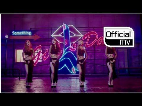 [MV] GIRL'S DAY(걸스데이) _ Something(썸씽) - YouTube