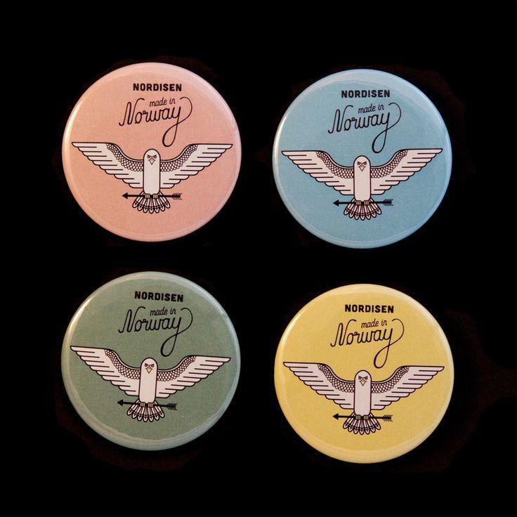 Nordisen: Button-Large-eagle-x4-colours.jpg