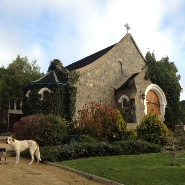 Iglesia, zapallar