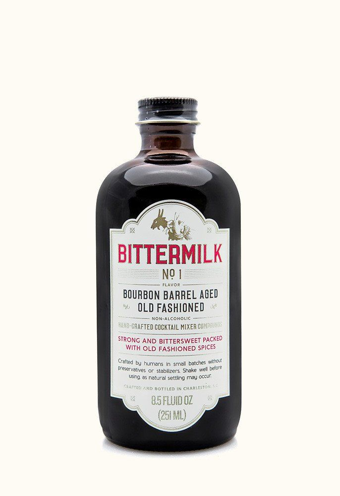 Bittermilk - Bourbon Barrel-Aged Old Fashioned