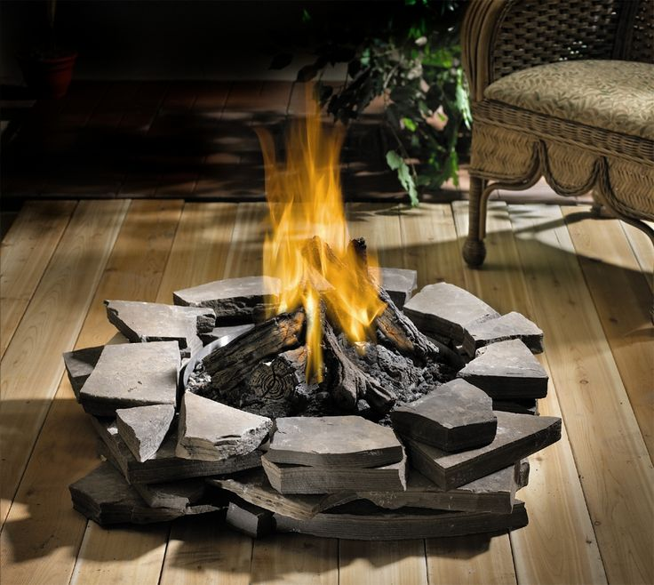 Fireplace Design propane fireplace logs : 32 best Fire pit images on Pinterest