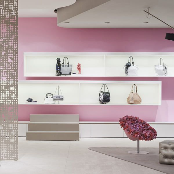 Basler Showroom in Düsseldorf by Blocher Blocher Shops