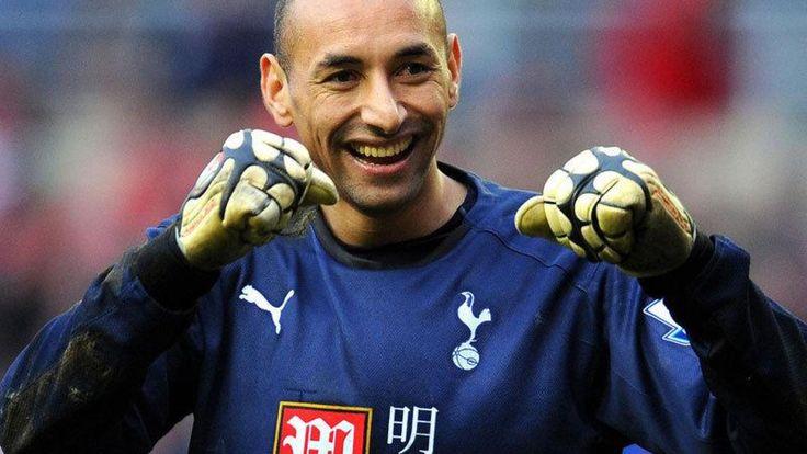 Heurelho Gomes HD Wallpaper Tottenham Hotspur