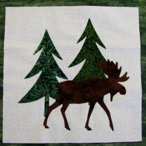 41 best Quilts - northwoods images on Pinterest | Abstract, Camo ... : northwoods quilt - Adamdwight.com