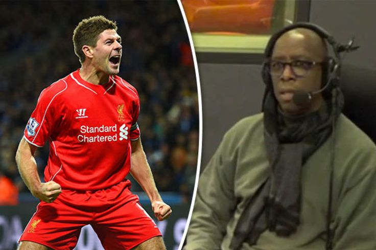 Liverpool fan STUNS Ian Wright: Gerrard should re-sign in DEFENCE