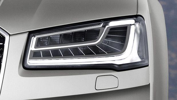 Audi Non-Blinding High Beams Seek Edge in BMW Sales Race - Bloomberg
