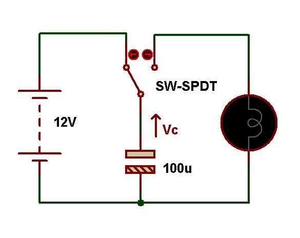 Capacitance Charging And Discharging Of A Capacitor Capacitor Electronic Engineering Charging