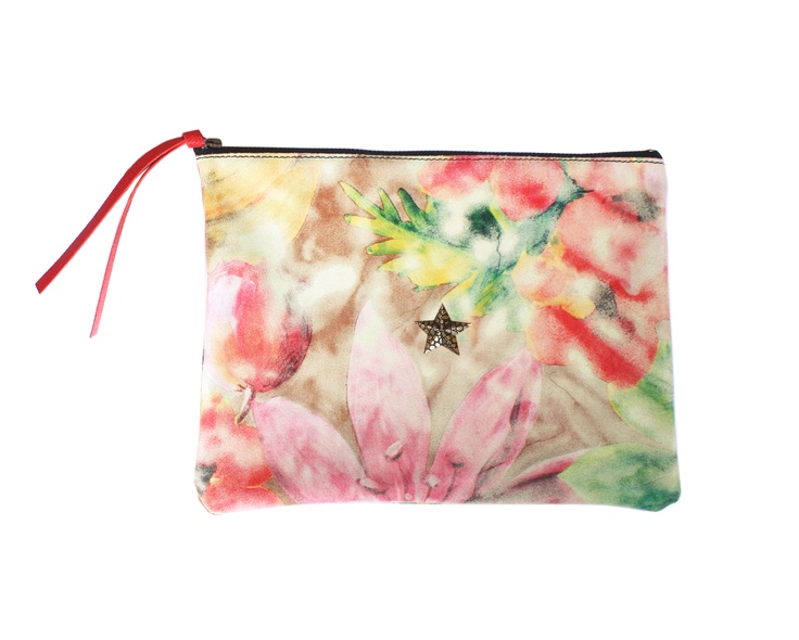 Flower Clutch Pouch <3 Limited Edition <3 shop.vangle.it