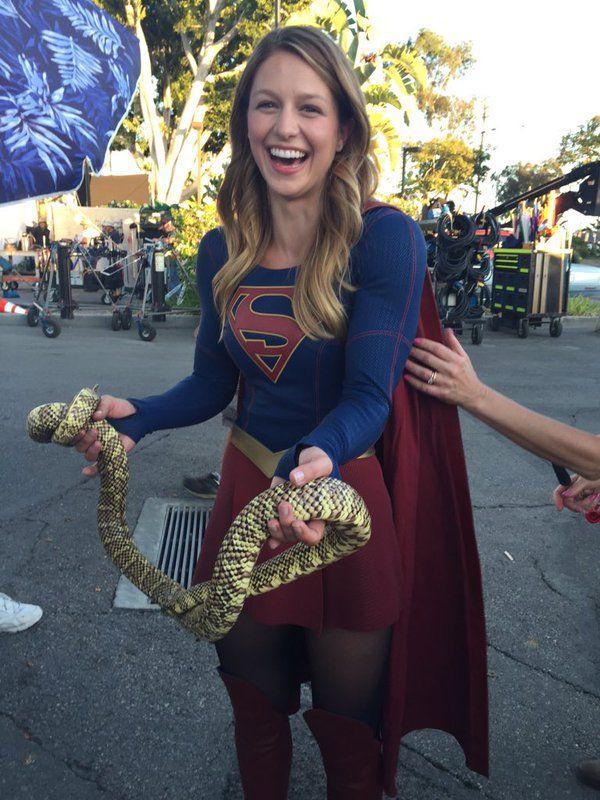 Supergirl - Melissa Benoist                                                                                                                                                      More