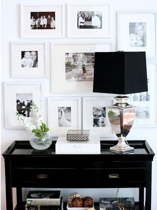 b + w home decor