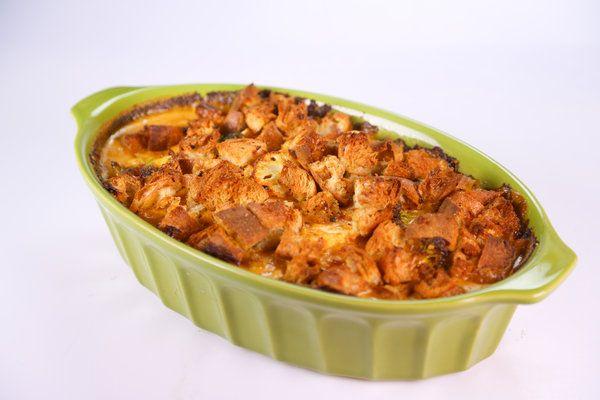 the chew | Clinton Kelly's Spicy Broccoli And Cauliflower Gratin