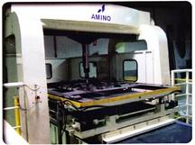 Incremental forming machine. La tecnología de conformado CNC sin matriz es un sistema avanzado para los procesos de transformación de chapa metálica. Su objetivo está orientado hacia la fabricación rápida, sencilla y flexible de pequeñas series de piezas como preseries, prototipos, series cortas y ultracortas.