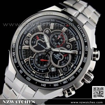 Casio Edifice Chronograph Screw Lock Crown Sports Watch EF-554SP-1AV, EF554SP - Buy Watches Online | CASIO NZ Watches