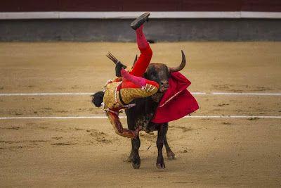 """Dolce aggressivo e bastardo the original : Il torero Jimenez Fortes. """"Incornato tre volte"""" su..."""