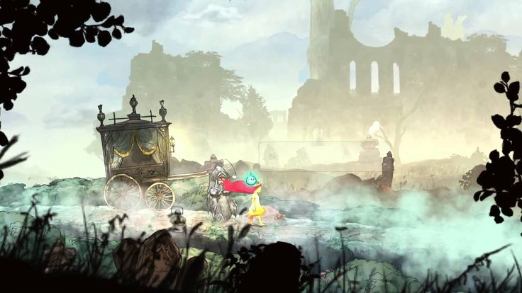 Child of Light - Free Trade [PS4 Gameplay HD]