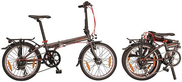 """Bici pieghevole Dahon Speed D7 - 20"""" http://www.altoadige-shopping.it/info.php?cat=23&scat=258&prd=4818&id=13755"""