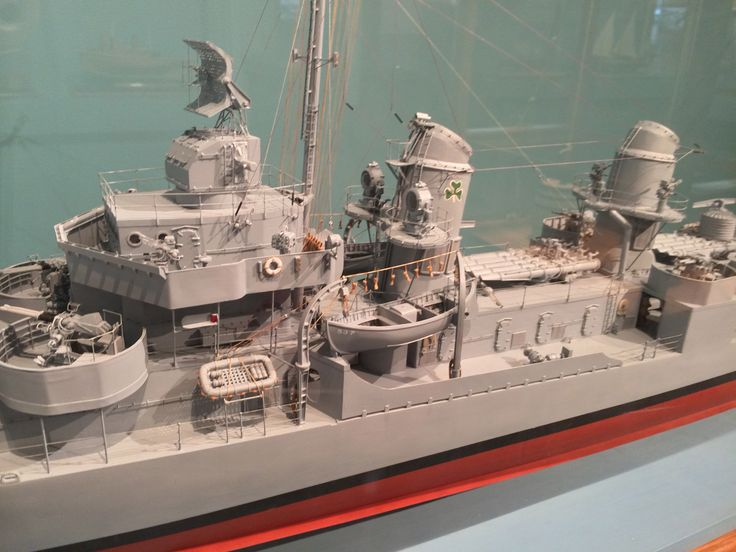 Fletcher class destroyer models and the o jays on pinterest