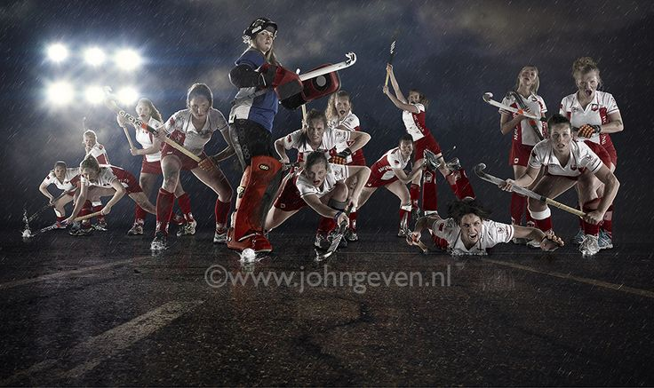 Soccer player hockey Nederland Netherlands actiefoto action sport team photo idea professional