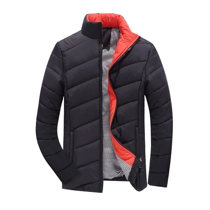Aliexpress.com : Buy New 2016 Hot Sale Men Winter Casual Jacket Korean Style Slim Fit Fashion Warm Thick Men Coat M 5XL Men's clothing from Reliable mens style winter suppliers on Deniska Store
