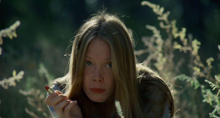 "Sissy Spacek in ""Badlands"" (1973, Terrence Malick) / Cinematography by Tak Fujimoto, Stevan Larner, Brian Probyn"