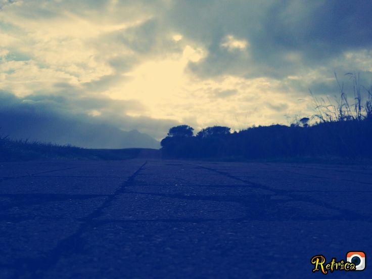 Fancourt golf cart path♡♡