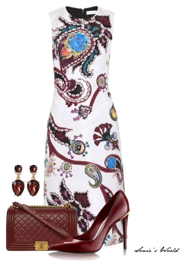 """""""Style"""" by sonies-world on Polyvore featuring Mary Katrantzou and Chanel"""