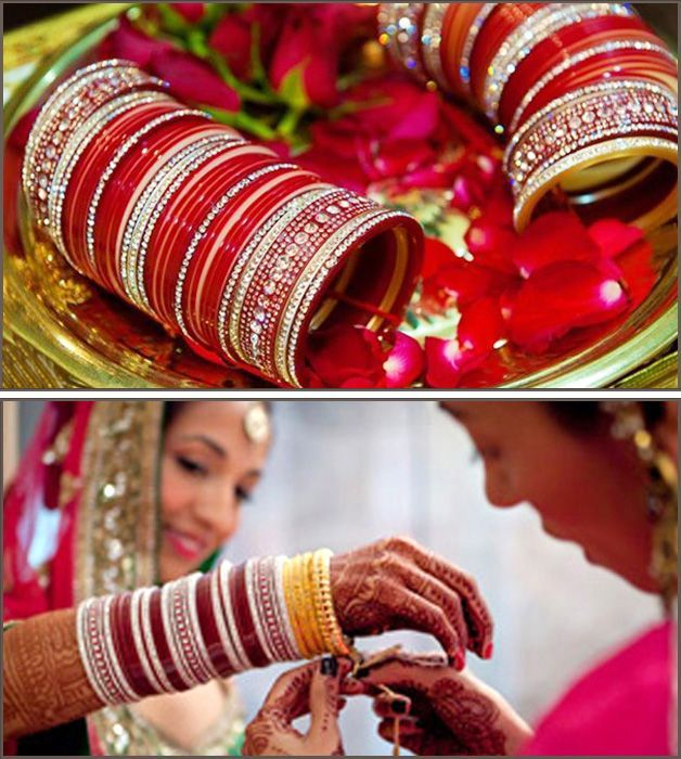 Beauty Of Bangles In Indian Womans Life Significance Chooda Wedding