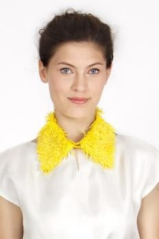 Sequin Collars... #obsessed