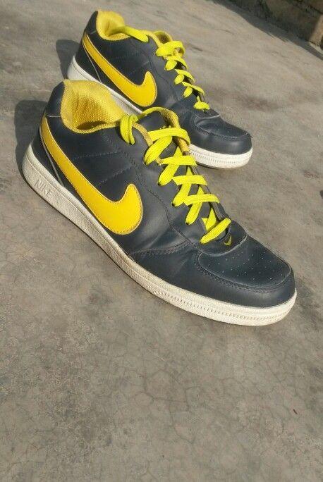 Nike owww .