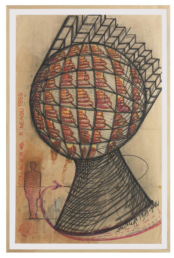 Paul Neagu - Collector -1969