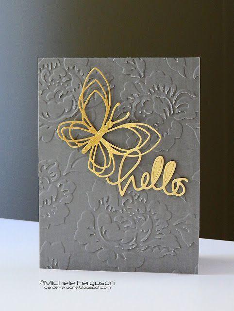 When Emboss Design Card Cracks