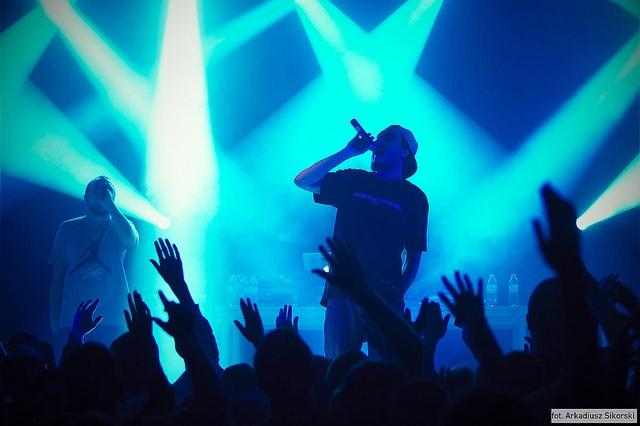 Miuosh - koncert, via Flickr.