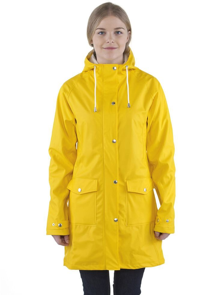 yellow pvc raincoat cire jaune pinterest imperm able. Black Bedroom Furniture Sets. Home Design Ideas