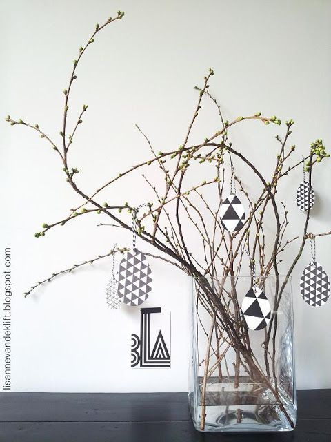 Easter DIY - lisannevandeklift.blogspot.com