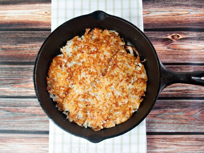 Want perfect hash browns every time? This recipe teaches you the tricks that restaurants and diners use.