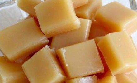 Domáce karamelky nielen pre deti - Báječné recepty