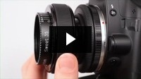 Lensbaby Composer Pro - Professional Creative Lens for Canon, Nikon and other SLR Cameras