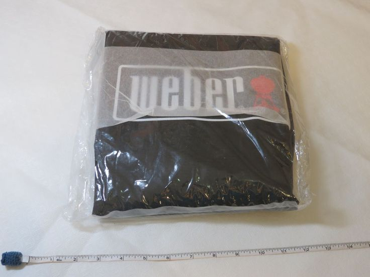 """Weber Grill Cover Charcoal Grill Cover 30"""" X 27"""" Round black NEW #Weber"""