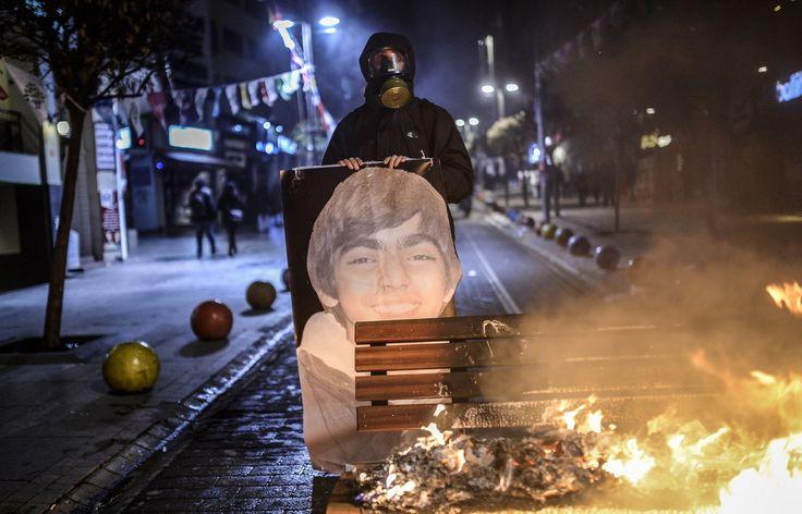 11.03.2014 Kadıköy - İstanbul #berkinelvan #berkinelvanölümsüzdür